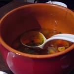 Paul - 牛蒡と野菜たっぷりのミネストローネスープ(2人分)