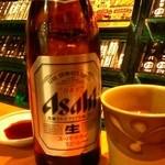 北新地 ○秀 - 瓶ビール