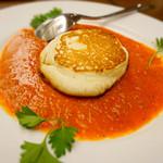 24297695 - まるごとカマンベールチーズのおやき