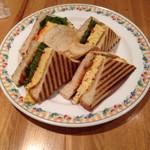 アルス - 厚焼き卵サンド
