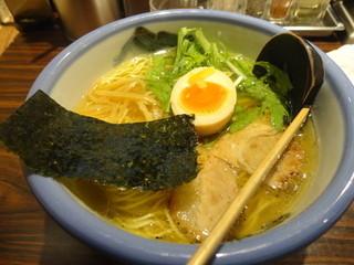 AFURI 麻布十番 - ゆず塩麺