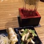 居酒屋 笑太 - 日本酒も良心価格です。