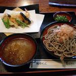 243243 - 天ぷらおろし蕎麦