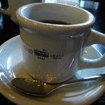 オーチャードグラス - コーヒー