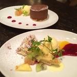 ワインバル 博多うきしま倉庫 - 二軒目〜デザート!