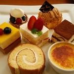 ボックサン - (2014/1月)「ケーキプレート彩(いろどり)」