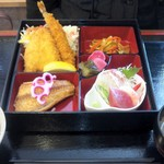 あび子 - あびこ弁当(980円)