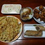 惣菜店のくりや - 惣菜たち