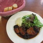 24304173 - 今日の料理(豚肩肉のプルーン煮込み) 1050円