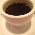 イタリア食堂 MARIA - コーヒー