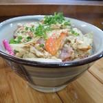 鉄板焼 和 - このちゃんぽん、ご飯丼です!