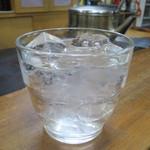 鉄板焼 和 - 泡盛古酒 琉球クラシック 530円