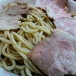 麺処 若松 - 江戸煮干(麺)