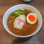 24307182 - ミニ鶏白湯麺 醤油味