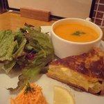 2431419 - サーモンとクリームチーズのキッシュセット
