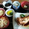 つばきの館 - 料理写真:【つばき定食 1500円】