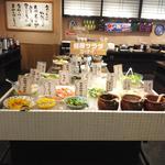 豆乃畑 - 健康サラダコーナー