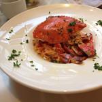 BUONO - 渡り蟹のトマトソース