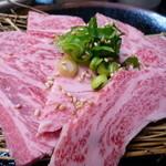 炭火焼肉やまがき - ぜいたくランチ肉アップ(*´ω`*)