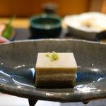 個室居酒屋 熟成魚 うらら - 蟹味噌豆腐