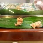 24312119 - お任せ握り3千円赤貝