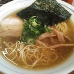 ひかり食堂 - 中華そば650円≪NEWバージョン2014年2月≫
