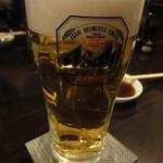 かなめ - 生ビール