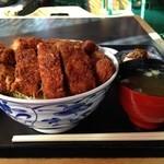 昭和園 - 横からドーン!