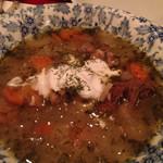 24316234 - 具沢山のスープ