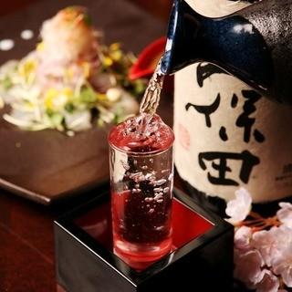 豊富な飲み放題メニュー!美味い肴に美味い酒をお届けします♪
