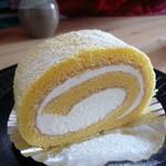 ココエルナ - 料理写真:ロールケーキ