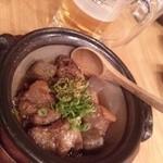 肉料理ひら井 - 牛筋煮込み