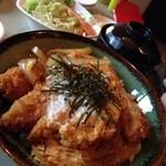 24318356 - ランチ:カツ丼780円