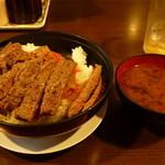 24319085 - ステーキ丼480円