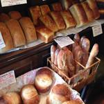 ブレッド&サーカス - 食パンやらバゲットやら迷う。