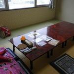 イタリアン食堂 良's - ホテル2Fの広い個室(1日1組限定)。
