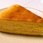 フォーリーフハウス - 濃厚チーズケーキ