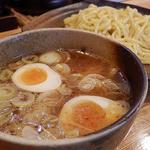 つけ麺 しょうえい - つけ麺(味玉トッピング)