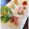 Bar&Dining emu - 料理写真:前菜5種 2014.2