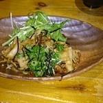京町家あかり - もち豚の炙り焼き