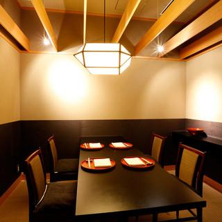 【完全個室】ご接待やお食事会などにおすすめです