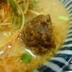 めんや 薫寿 - <'14/02/12>辛味噌ラーメン(大盛)