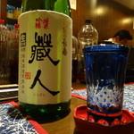 口馳八丁 風屋杉原 - 琵琶の長寿(蔵人)