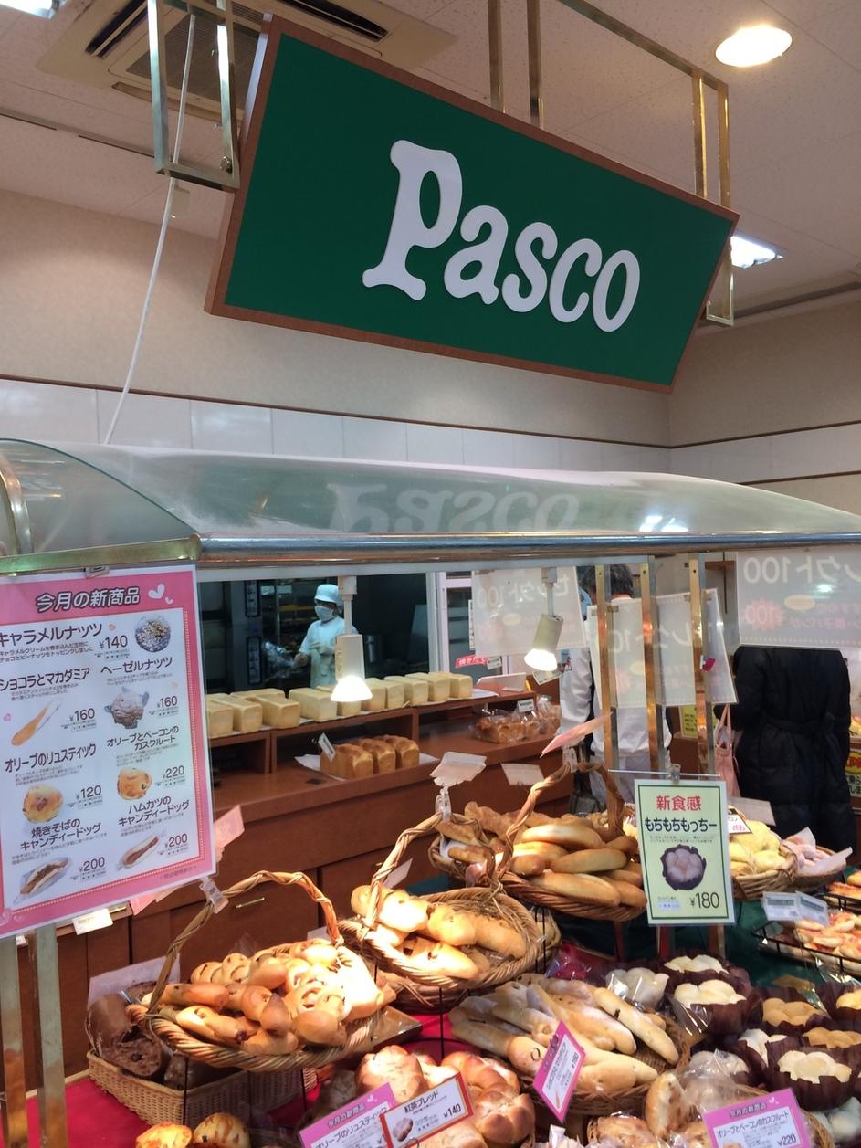 Pasco シャンピアポート店