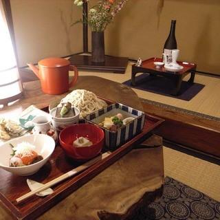 萱 - 料理写真:萱の膳