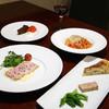 ワインバー サン・ヴァンサン - 料理写真:予約限定2500円コースランチ