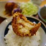 ひまわり亭 - 手作りコロッケオンザライス