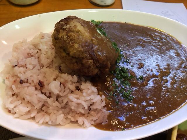 nori蔵 - 2014.02 豆腐ハンバーグカレー♪