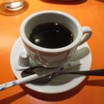 ピノッキオ - ドリンクのコーヒー