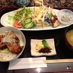 日本料理 ひさの - 小丼セット@1000円